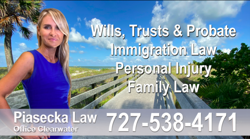 Polish Attorney Lawyer in Florida Polish speaking Wills and Trusts Family Law, Quitclaim Deed, Personal Injury Immigration